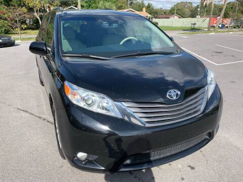 2014 Toyota Sienna for sale at Consumer Auto Credit in Tampa FL