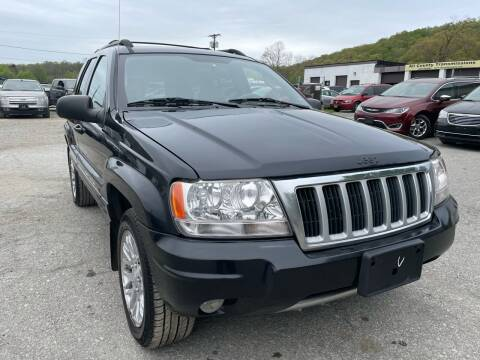 2004 Jeep Grand Cherokee for sale at Ron Motor Inc. in Wantage NJ