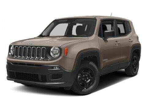 2017 Jeep Renegade for sale at Choice Motors in Merced CA