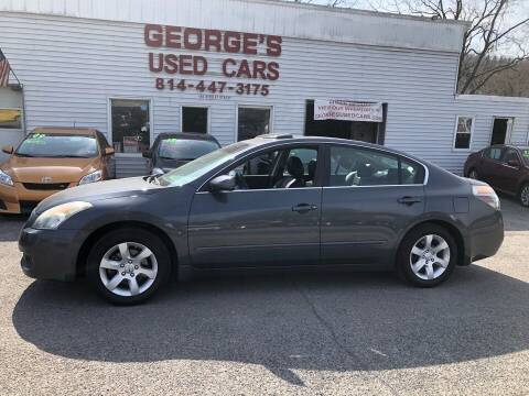 2009 Nissan Altima for sale at George's Used Cars Inc in Orbisonia PA