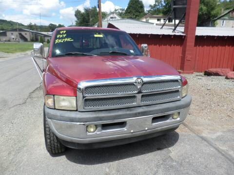 1999 Dodge Ram Pickup 1500 for sale at FERNWOOD AUTO SALES in Nicholson PA