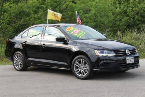 2017 Volkswagen Jetta for sale at McMinn Motors Inc in Athens TN