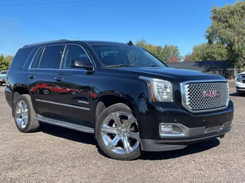 2017 GMC Yukon for sale at The Other Guys Auto Sales in Island City OR