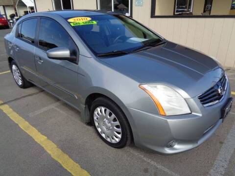 2010 Nissan Sentra for sale at BBL Auto Sales in Yakima WA