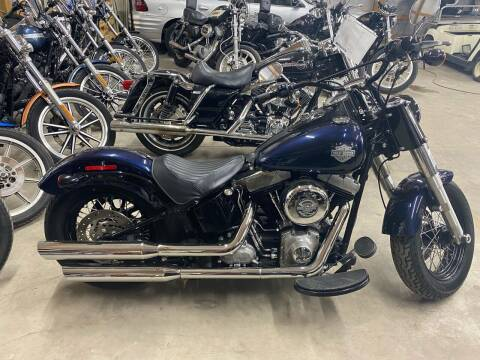 2013 Harley Davidson FLS for sale at CarSmart Auto Group in Orleans IN