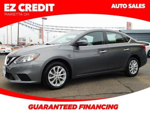 2019 Nissan Sentra for sale at Pioneer Family preowned autos in Williamstown WV