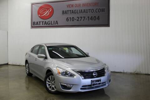 2013 Nissan Altima for sale at Battaglia Auto Sales in Plymouth Meeting PA