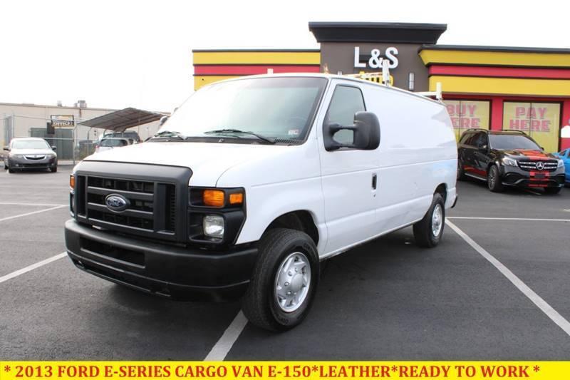 2013 Ford E-Series Cargo for sale at L & S AUTO BROKERS in Fredericksburg VA