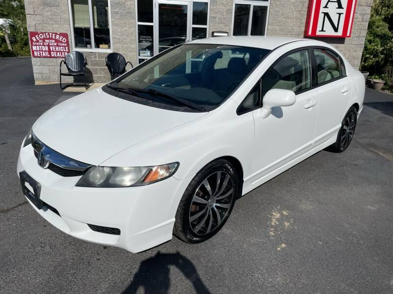 2011 Honda Civic for sale at Titan Auto Sales LLC in Albany NY