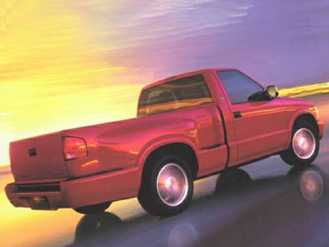 2002 GMC Sonoma for sale at Sundance Chevrolet in Grand Ledge MI