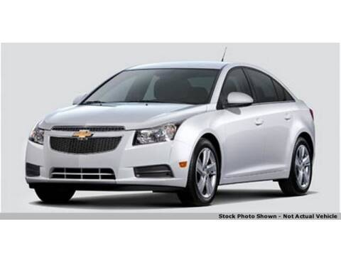 2014 Chevrolet Cruze for sale at Jeff Drennen GM Superstore in Zanesville OH