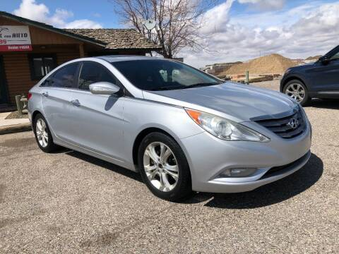 2011 Hyundai Sonata for sale at 5 Star Truck and Auto in Idaho Falls ID