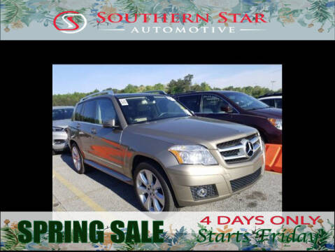 2010 Mercedes-Benz GLK for sale at Southern Star Automotive, Inc. in Duluth GA