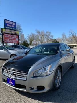 2009 Nissan Maxima for sale at Right Choice Auto in Boise ID