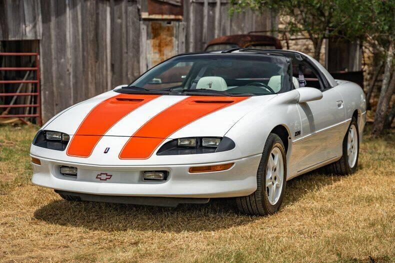 1997 Chevrolet Camaro for sale at STREET DREAMS TEXAS in Fredericksburg TX