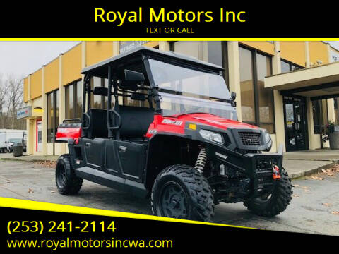 2020 HISUN SECTOR 750 CREW for sale at Royal Motors Inc in Kent WA
