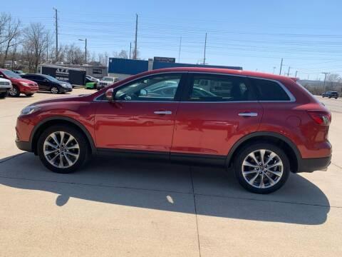 2014 Mazda CX-9 for sale at Elite Auto Plaza in Springfield IL