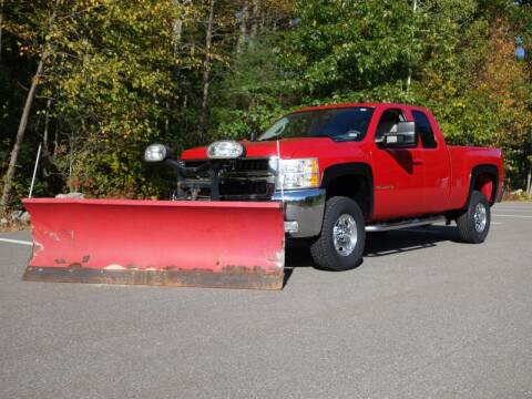2009 Chevrolet Silverado 2500HD for sale at Auto Mart in Derry NH