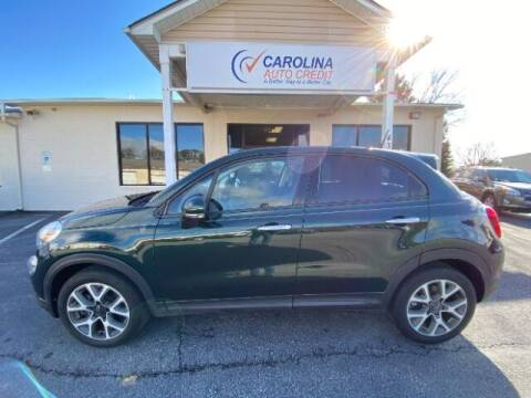 2016 FIAT 500X for sale at Carolina Auto Credit in Youngsville NC