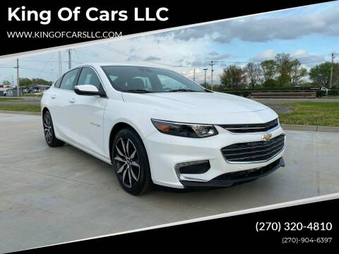 2016 Chevrolet Malibu for sale at King of Cars LLC in Bowling Green KY