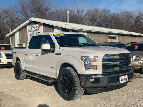 2016 Ford F-150 for sale at Victor's Auto Sales Inc. in Indianola IA