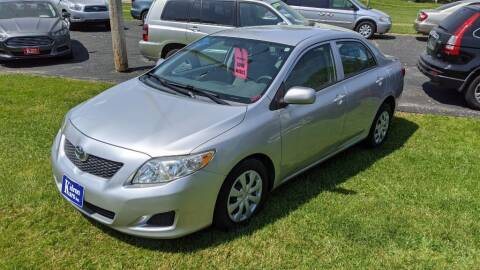 2010 Toyota Corolla for sale at Kidron Kars INC in Orrville OH