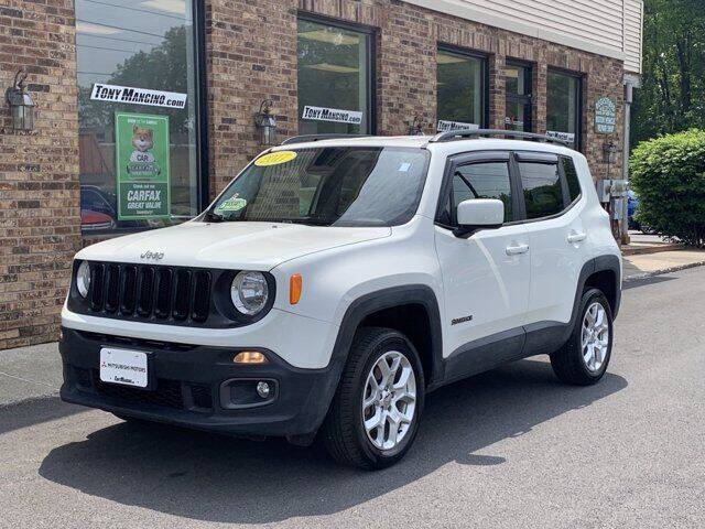 2017 Jeep Renegade for sale at The King of Credit in Clifton Park NY