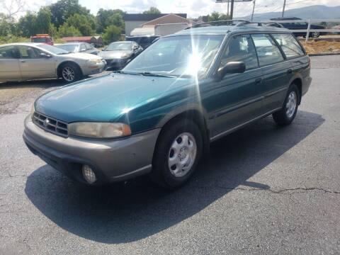 1996 Subaru Legacy for sale at Salem Auto Sales in Salem VA