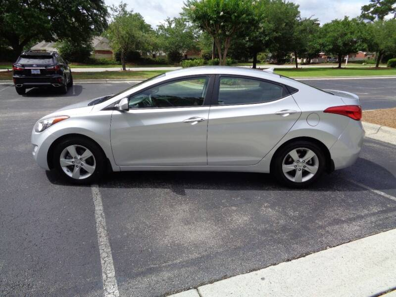 2013 Hyundai Elantra for sale in Wilmington, NC