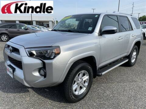 2018 Toyota 4Runner for sale at Kindle Auto Plaza in Middle Township NJ
