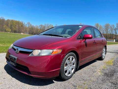 2008 Honda Civic for sale at GOOD USED CARS INC in Ravenna OH