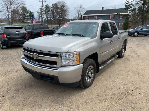 2008 Chevrolet Silverado 1500 for sale at Winner's Circle Auto Sales in Tilton NH