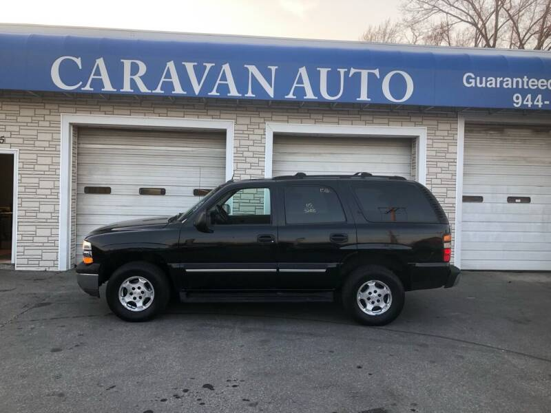 2005 Chevrolet Tahoe for sale at Caravan Auto in Cranston RI