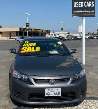 2011 Scion tC for sale at Global Auto Group in Fontana CA