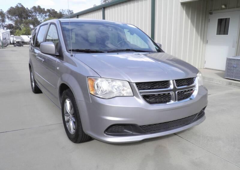 2014 Dodge Grand Caravan for sale at MILAM KARS in Bossier City LA