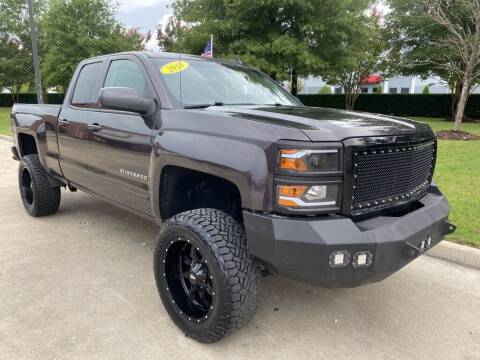 2015 Chevrolet Silverado 1500 for sale at UNITED AUTO WHOLESALERS LLC in Portsmouth VA