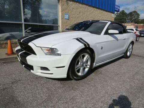2014 Ford Mustang for sale at Southern Auto Solutions - 1st Choice Autos in Marietta GA