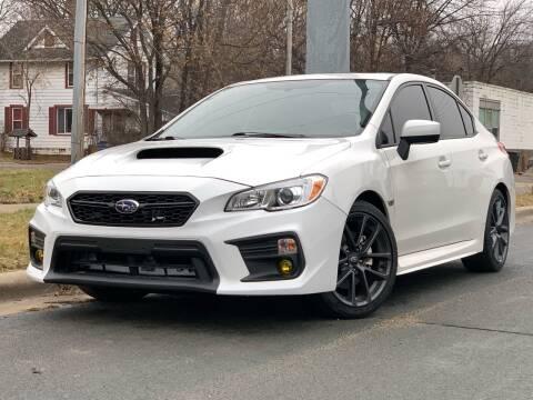 2018 Subaru WRX for sale at ONG Auto in Farmington MN