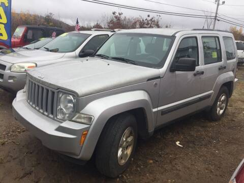 2011 Jeep Liberty for sale at Classic Heaven Used Cars & Service in Brimfield MA