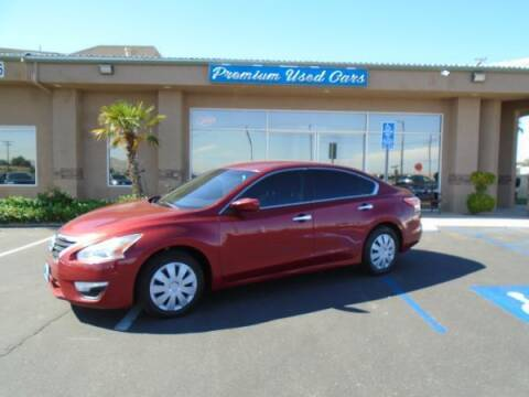 2013 Nissan Altima for sale at Family Auto Sales in Victorville CA