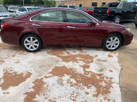 2008 Lexus ES 350 for sale at Uncle Ronnie's Auto LLC in Houma LA
