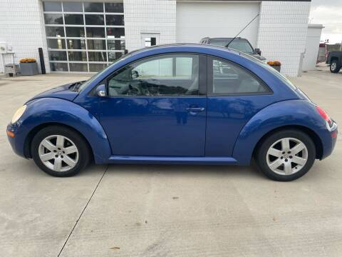 2007 Volkswagen New Beetle for sale at EUROPEAN AUTOHAUS in Holland MI