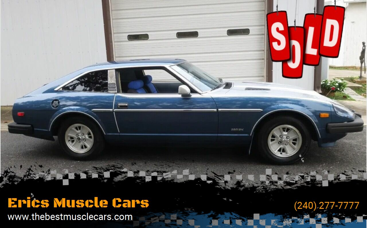1979 Datsun 280ZX SOLD SOLD SOLD