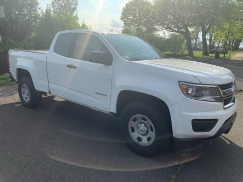 2015 Chevrolet Colorado for sale at Breithaupt Auto Sales in Hatboro PA