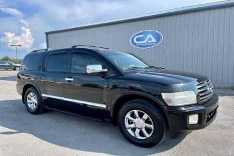 2007 Infiniti QX56 for sale at City Auto in Murfreesboro TN
