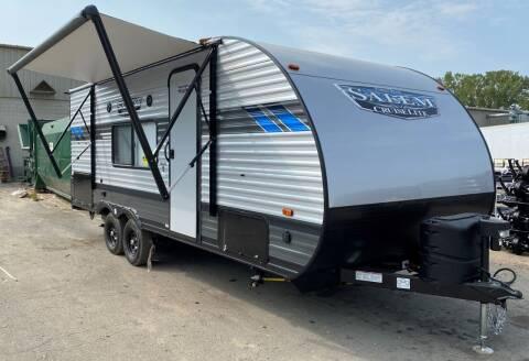 2021 Salem Cruise Lite 19DBXL for sale at Motorsports Unlimited in McAlester OK