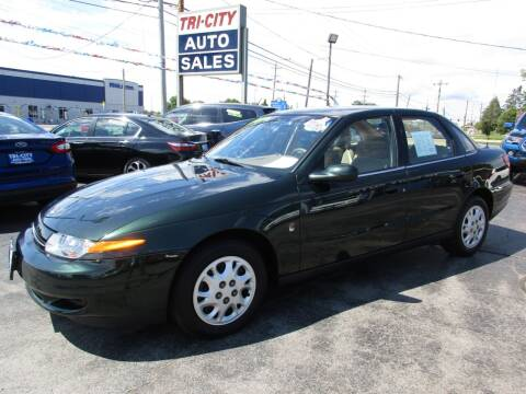 2002 Saturn L-Series for sale at TRI CITY AUTO SALES LLC in Menasha WI