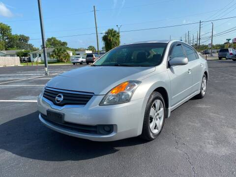 2008 Nissan Altima for sale at Sam's Motor Group in Jacksonville FL