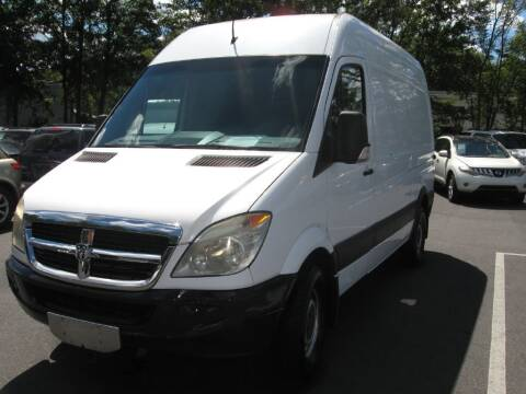 2008 Dodge Sprinter Cargo for sale at Atlanta Unique Auto Sales in Norcross GA