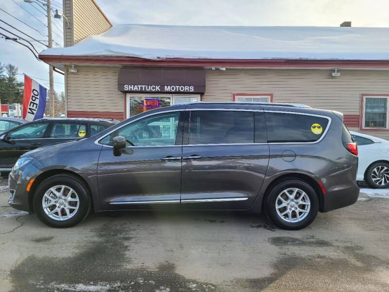 2020 Chrysler Pacifica for sale at Shattuck Motors in Newport VT